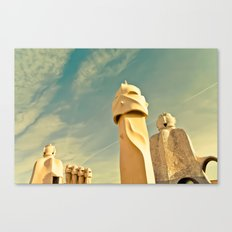 Modernista Canvas Print