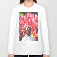 gucci Long Sleeve T-shirts featuring gucci mane floral by Cree.8