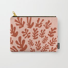Matisse cutouts abstract LEAF- Crazy curves Carry-All Pouch
