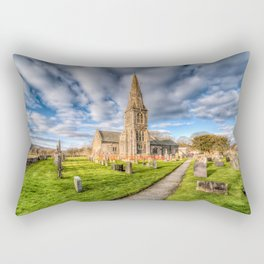 St Beuno Rectangular Pillow