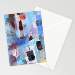Dancing on Balconies Stationery Cards