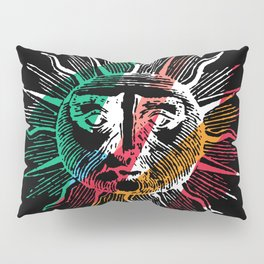 Yoga flow, Here comes the sun Pillow Sham