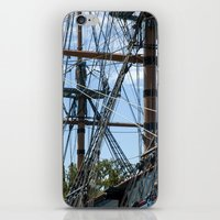 pirates iPhone & iPod Skins featuring Pirates! by NL Designs