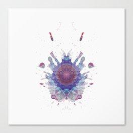 Inkdala LXXXI Canvas Print