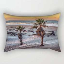 Wake up for Sunrise in California Rectangular Pillow