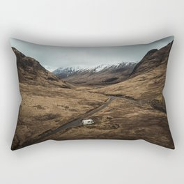 Heart of the Highlands Rectangular Pillow