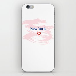 New York City <3 iPhone Skin