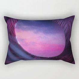 Introspect Rectangular Pillow