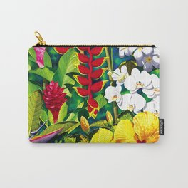 Tropical Panorama part 2 Carry-All Pouch