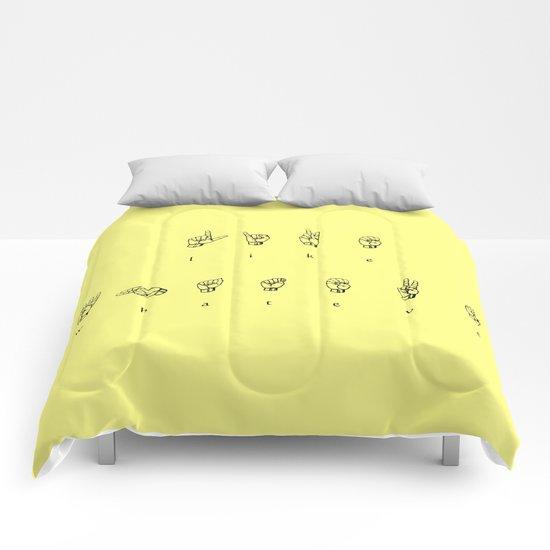 Whatever! Comforters