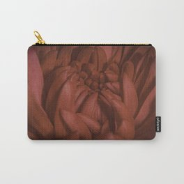 Richly Red Carry-All Pouch