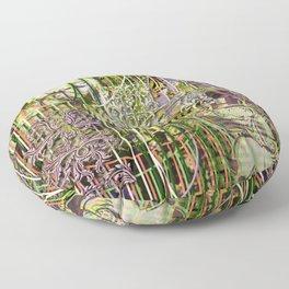 The Industrial Inevitability of Circular Crust Floor Pillow