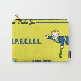 Agility S.P.E.C.I.A.L. Fallout 4 Carry-All Pouch
