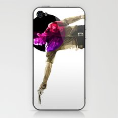 Rick from the walking dead iPhone & iPod Skin