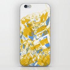 Bee V.02 iPhone & iPod Skin