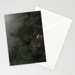 Jungle Mountain Viewpoint Stationery Cards