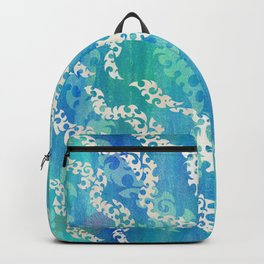Shimmering Shoals Backpack