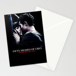 Fifty Shades of Grey Stationery Cards