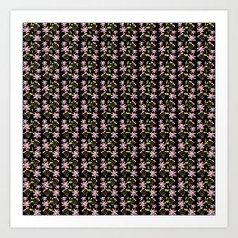 Digital Furoshiki #1 Art Print