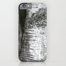 birches II iPhone 6s Slim Case