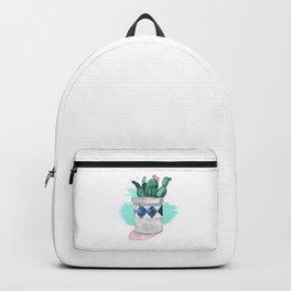 Indoor Plants Backpack