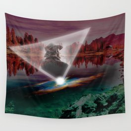 A Perfect Place Wall Tapestry