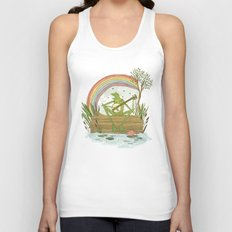 Rainbow Connection Unisex Tank Top