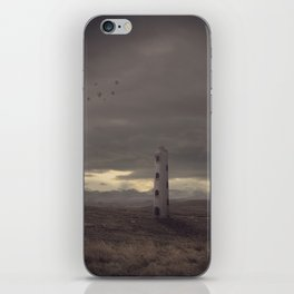 A Little More Elbow Room iPhone Skin