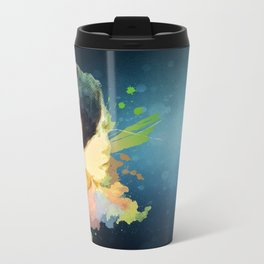 A Tayal's little girl in Smangus(Taiwan's most remote tribe) Travel Mug