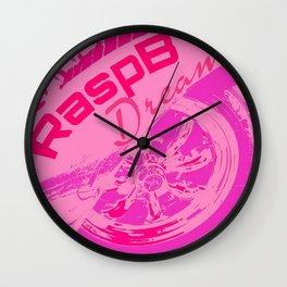 RaspB Dream Wall Clock