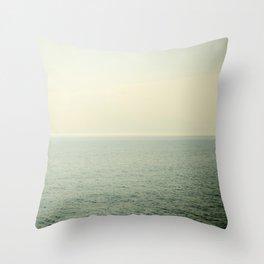 Emptiness  Throw Pillow