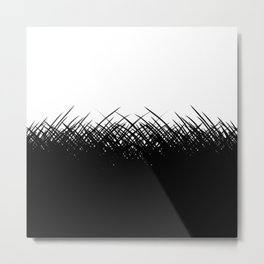 Go To The Dark Side Metal Print