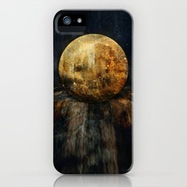 Planetary Soul Hyperion iPhone Case