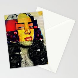 My Mona Lisa Stationery Cards