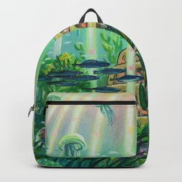 The Age of the Ocean  Backpack
