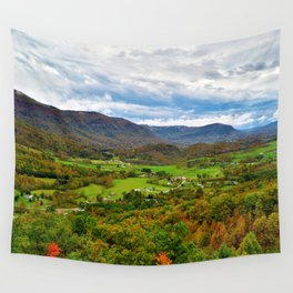 Beatiful Powell Valley Wall Tapestry