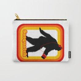 Retro Sasquatch Carry-All Pouch