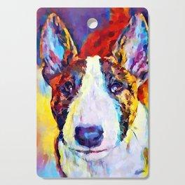 Bull Terrier 2 Cutting Board