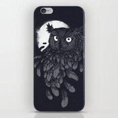 Vanishing in the night II iPhone & iPod Skin