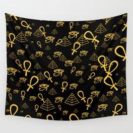 Kemetic Print Wall Tapestry