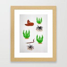 Symbolism 3 Framed Art Print