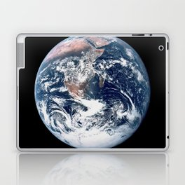 Apollo 17 - Iconic Blue Marble Photograph Laptop & iPad Skin