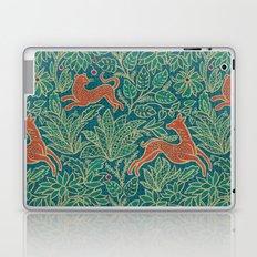 Jungle Fawn and Cat Laptop & iPad Skin
