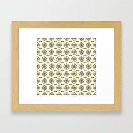 Orange #3 Framed Art Print