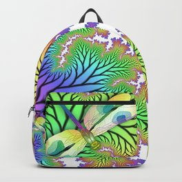 Dragonfly Forest Backpack