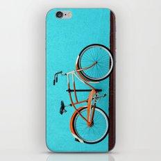 Oak Cliff Bicycle iPhone & iPod Skin