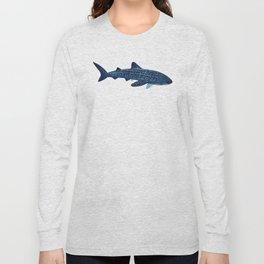 "FINconceivable Still ""Whale Shark"" Long Sleeve T-shirt"