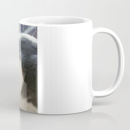 A Max And Mantle Bi Colour Cat Coffee Mug