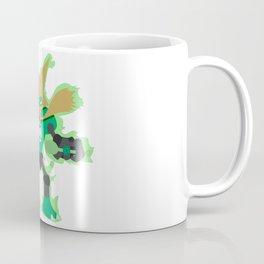 Green Lantern Alakazam Coffee Mug