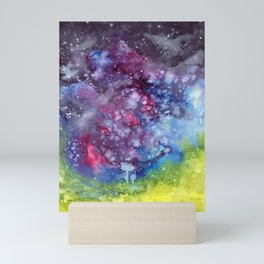 Abstract Galaxy Mini Art Print